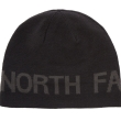 Czapka The North Face Reversible Banner Beanie - tnf black - druga strona