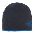 Czapka The North Face Reversible Banner Beanie - turkish sea/urban navy - druga strona