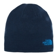 Czapka The North Face Reversible Banner Beanie - urban navy/blue aster - druga strona
