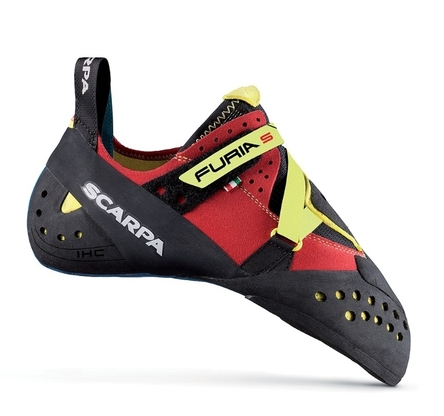Buty wspinaczkowe Scarpa Furia S - parrot/yellow
