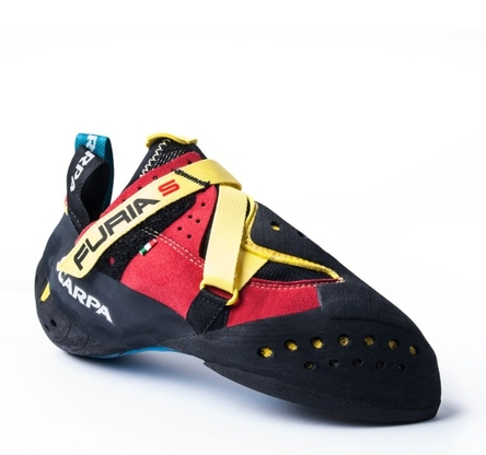 Buty wspinaczkowe Scarpa Furia S - parrot