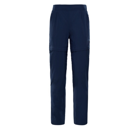 Spodnie damskie The North Face Inlux Convertible Pant - urban navy