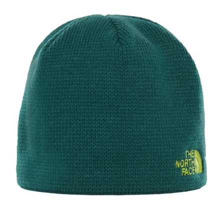 Czapka The North Face Bones Beanie - botanical garden green