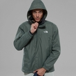 Kurtka The North Face Resolve 2 Jacket - thyme/deep lichen green