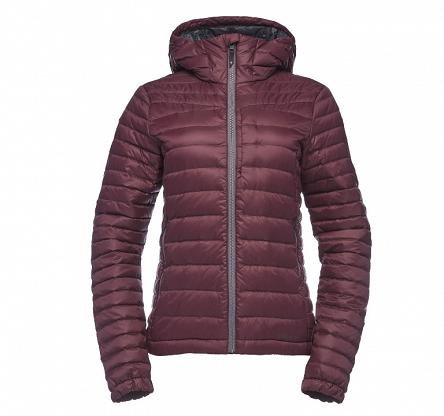 Kurtka damska Black Diamond Access Down Hoody - bordeaux