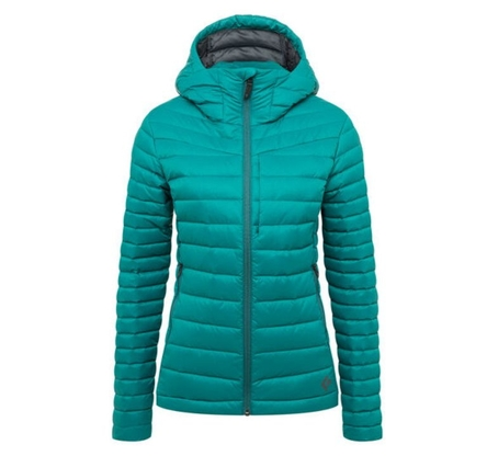 Kurtka damska Black Diamond Access Down Hoody - sea pine
