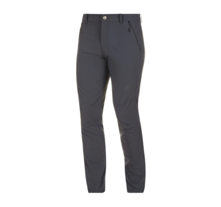 Spodnie Mammut Hiking Pants - black
