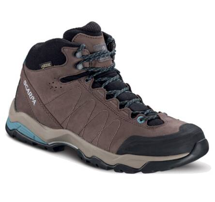 Buty damskie Scarpa Moraine Plus Mid GTX - charcoal/air