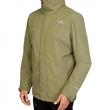 The North Face M's All Terrain II Jkt - burnt olive - sylwetka