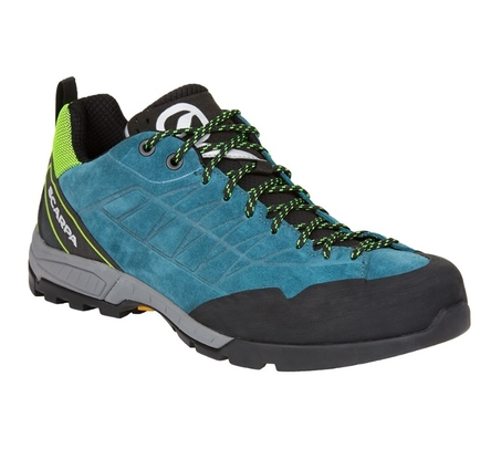 Buty Scarpa Epic - lake blue/lime