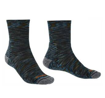 Skarpety Bridgedale Ultra Light T2 Merino Performane Boot Pattern