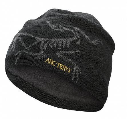 Czapka Arc'teryx Bird Head Toque - 24k black