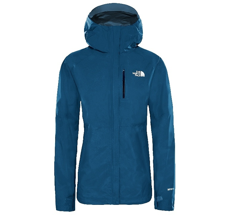 Kurtka damska The North Face Dryzzle Jacket '19 - blue wing teal