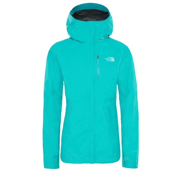 Kurtka damska The North Face Dryzzle Jacket '19 - ion blue