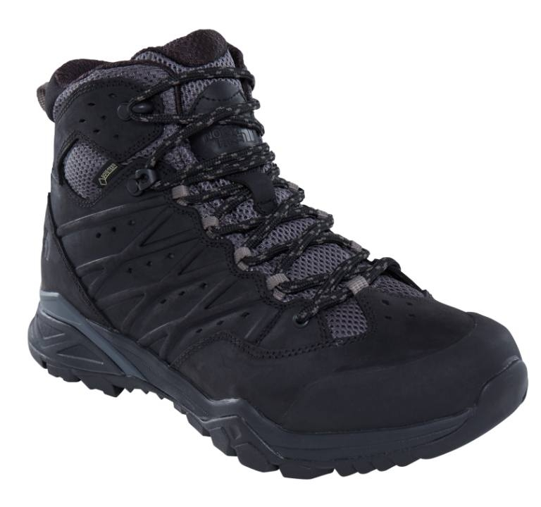 Buty The North Face Hedgehog Hike II Mid GTX - tnf black/graphite grey
