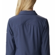 Koszula damska Columbia Saturday Trail Stretch Long Sleeve Shirt - tył