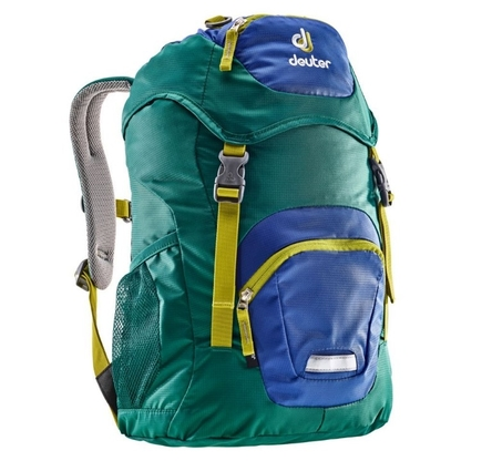 Plecak Deuter Junior - indigo-alpinegreen