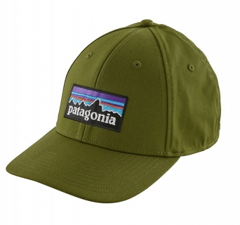 Czapka Patagonia P-6 Logo Stretch Fit Hat