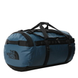 Torba The North Face Base Camp Duffel - monterey blue/tnf black - L