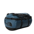 Torba The North Face Base Camp Duffel - monterey blue/tnf black - S
