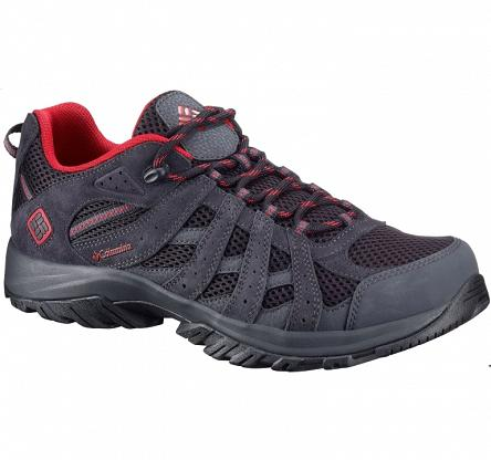 Buty Columbia Canyon Point - black/mountain red