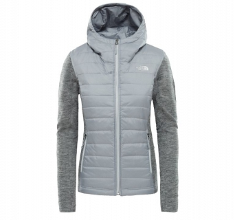Kurtka damska The North Face Mashup PL Hoodie