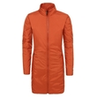 Kurtka damska The North Face Suzanne Trench Triclimate Jacket - sequoia red - ocieplina