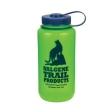 Butelka Nalgene Wide Mouth HDPE 1000 ml - green