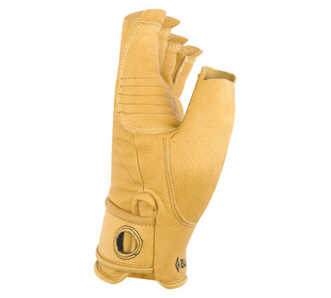 Rękawiczki Black Diamond Stone Glove - natural - bok