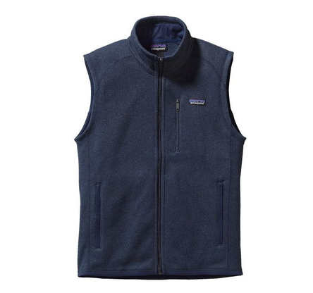 Kamizelka Patagonia Better Sweater Vest - classic navy