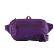 Saszetka Patagonia Ultralight Black Hole Mini Hip Pack '20 - purple