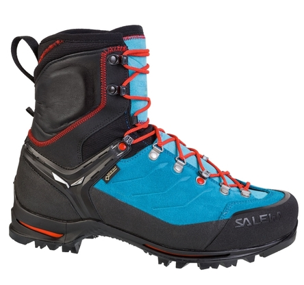 Buty damskie Salewa Vultur Evo GTX - princess blue-rose red