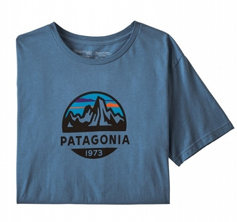 Koszulka Patagonia Fitz Roy Scope Organic T-Shirt