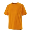 Koszulka Patagonia Cap Cool Daily Shirt - mango/ light mango x-dye